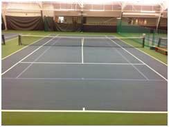 Am nagez vos terrains de mini tennis tpa for Club de tennis interieur saguenay